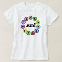 Bingo Babe Judi Tee Shirt