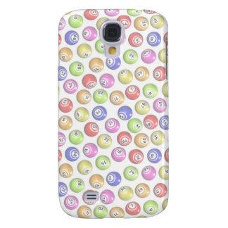 Bingo Balls Samsung S4 Case