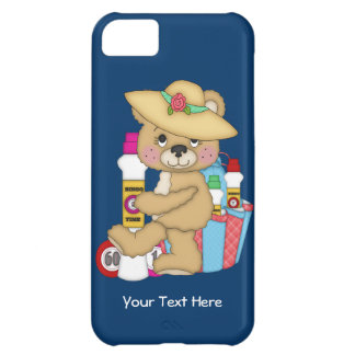 Bingo Bear (personalized) Cover For iPhone 5C