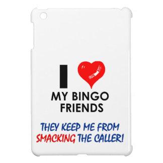 BINGO! Bingo designs for the fabulous player! iPad Mini Cases