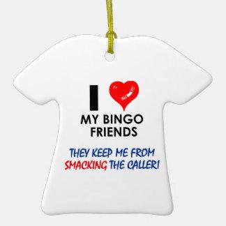 BINGO! Bingo designs for the fabulous player! Ornaments