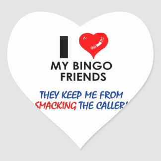 BINGO! Bingo designs for the fabulous player! Sticker
