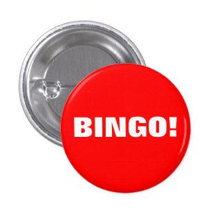 ¡BINGO! Botón Pins