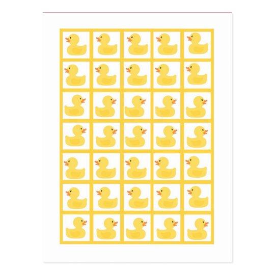 Bingo Card Markers Rubber Ducky Bubbles