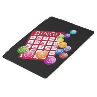 BINGO Card with BINGO Balls iPad Smart Cover