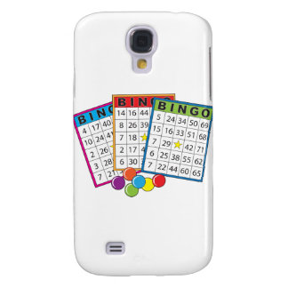Bingo Cards Samsung S4 Case