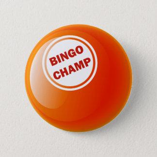 BINGO CHAMP BINGO BALL BUTTON