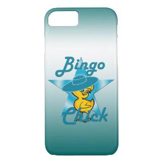 Bingo Chick #7 iPhone 8/7 Case
