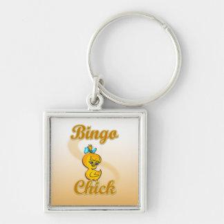 Bingo Chick Keychains