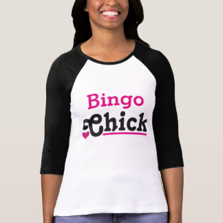 Bingo Chick T-Shirt