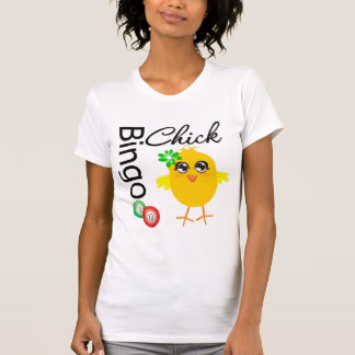 Bingo Chick T-shirts