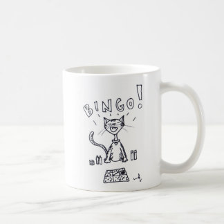 Bingo Clawde Coffee Mug