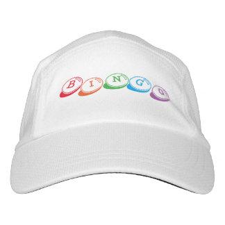 BINGO Colorful Lettering on Hat