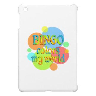 Bingo Colors My World iPad Mini Cover