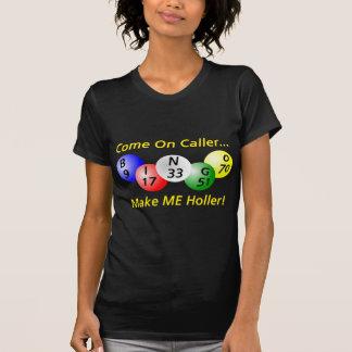 Bingo - Come on Caller T-Shirt