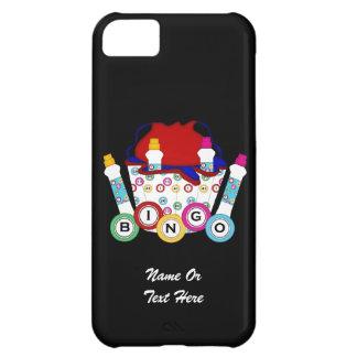 Bingo Customizable Case For iPhone 5C