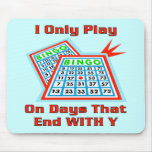 Bingo Days Mousepads