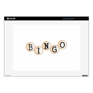 Bingo Decal For Laptop