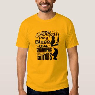 bingo del juego de algunos abuelos… camisas
