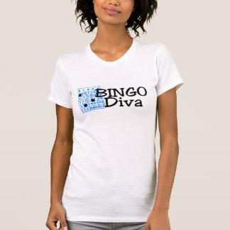 Bingo Diva Tshirts