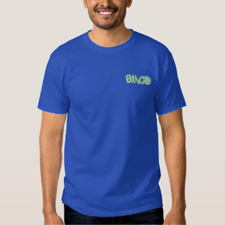 Bingo Embroidered T-Shirt