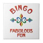 Bingo Fabulous Fun Tile