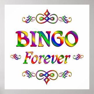 Bingo Forever Posters