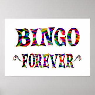 BINGO Forever Poster
