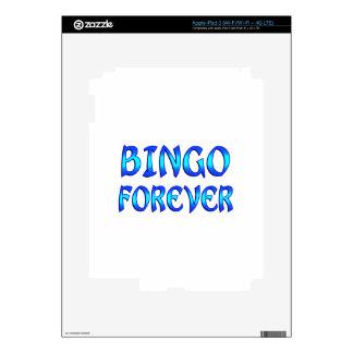 Bingo Forever Skin For iPad 3