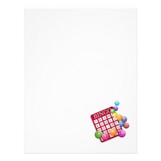 Bingo Game Flyer