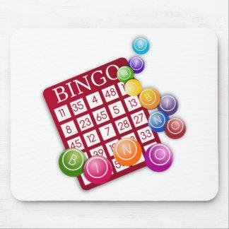 Bingo Game Mouse Pad