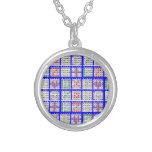 Bingo Game Patterns Large Necklace