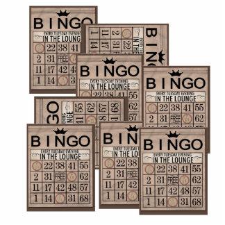 Bingo Gifts Cutout