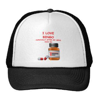 bingo hats