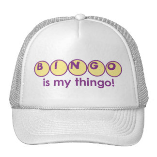 Bingo Trucker Hat