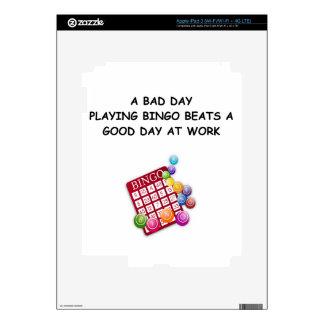 bingo iPad 3 skins