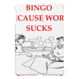 BINGO iPad MINI CASES
