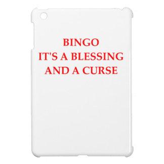 bingo iPad mini covers