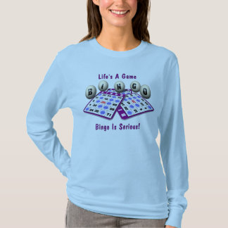 Bingo Is Serious T-Shirt