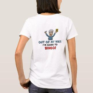 Bingo Lovers (BACK) T-Shirt