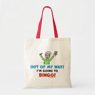 Bingo Lovers Canvas Bag