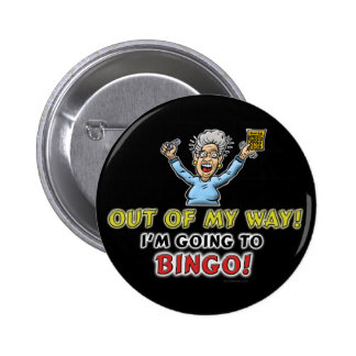 Bingo Lovers Pins