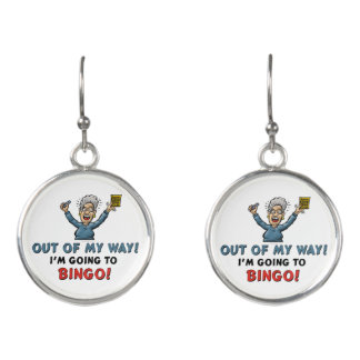 Bingo Lovers Earrings