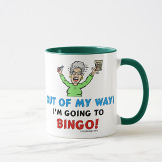 Bingo Lovers Mug