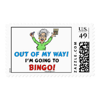 Bingo Lovers Postage
