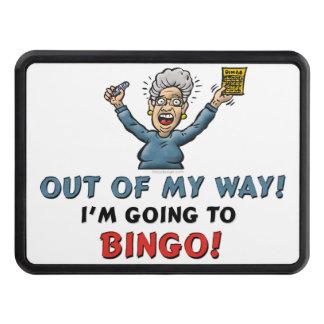 Bingo Lovers Trailer Hitch Cover
