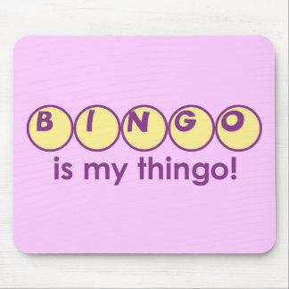 Bingo Mouse Pad