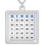 Bingo Necklace