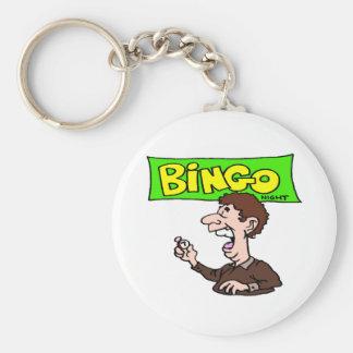 Bingo Night Key Chain