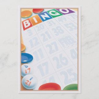 Bingo © note card